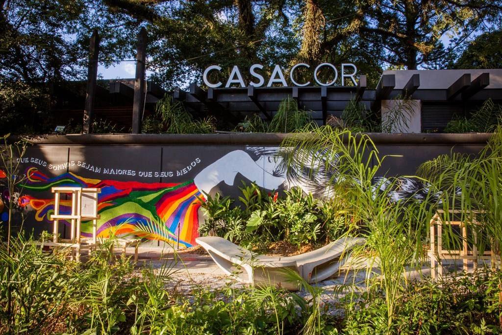 Casacor - Verde SP Sustentabilidade urbana
