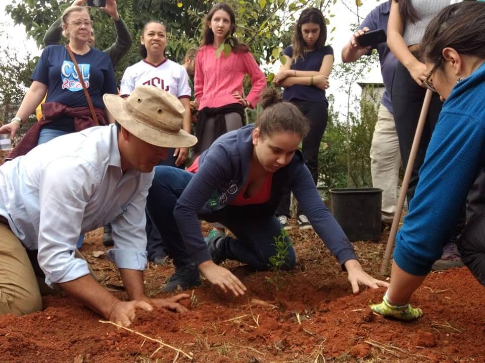 Agricultura Urbana: O Plantador Urbano Salvador Abrahão